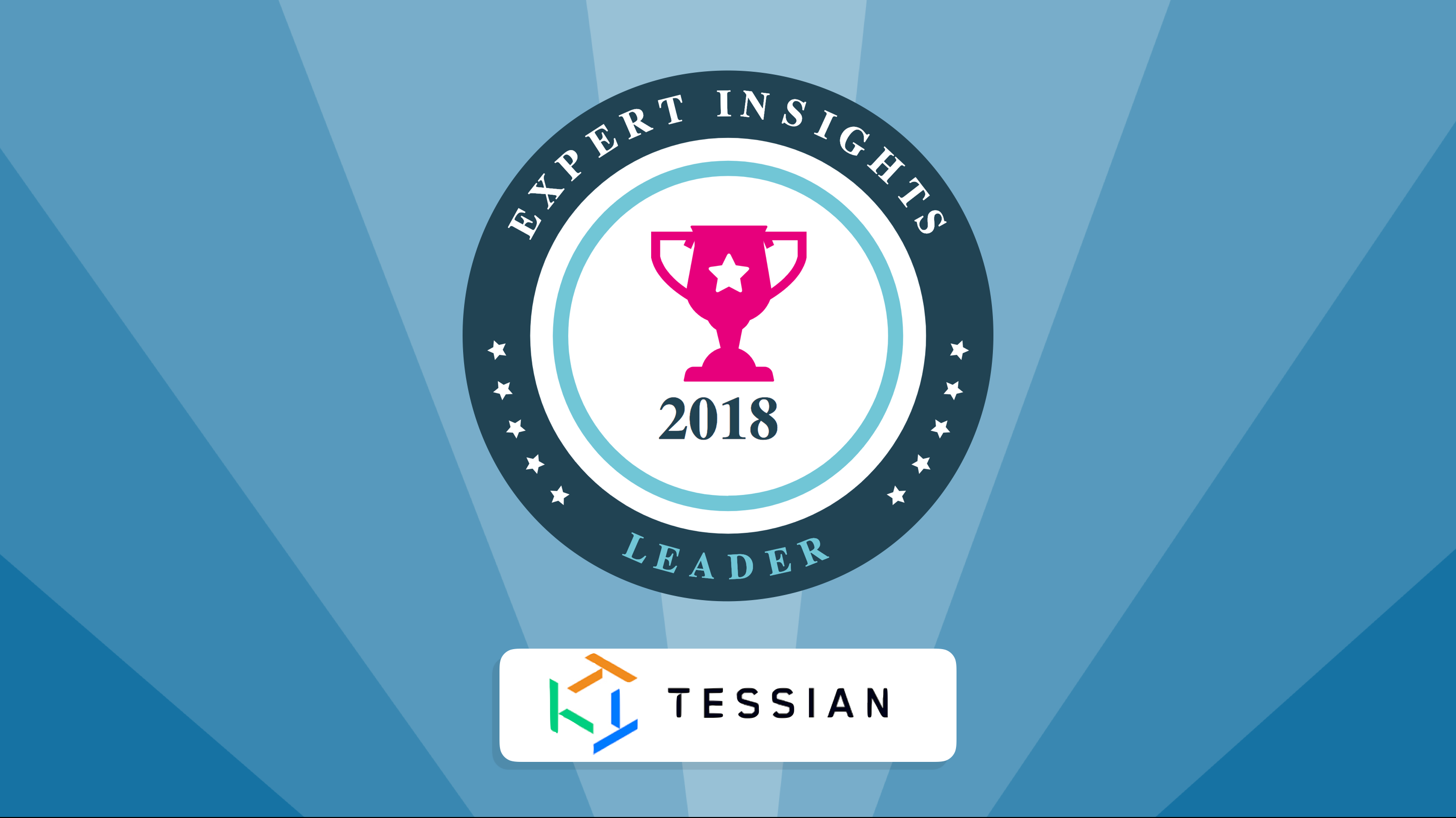 Expert Insights Tessian Award