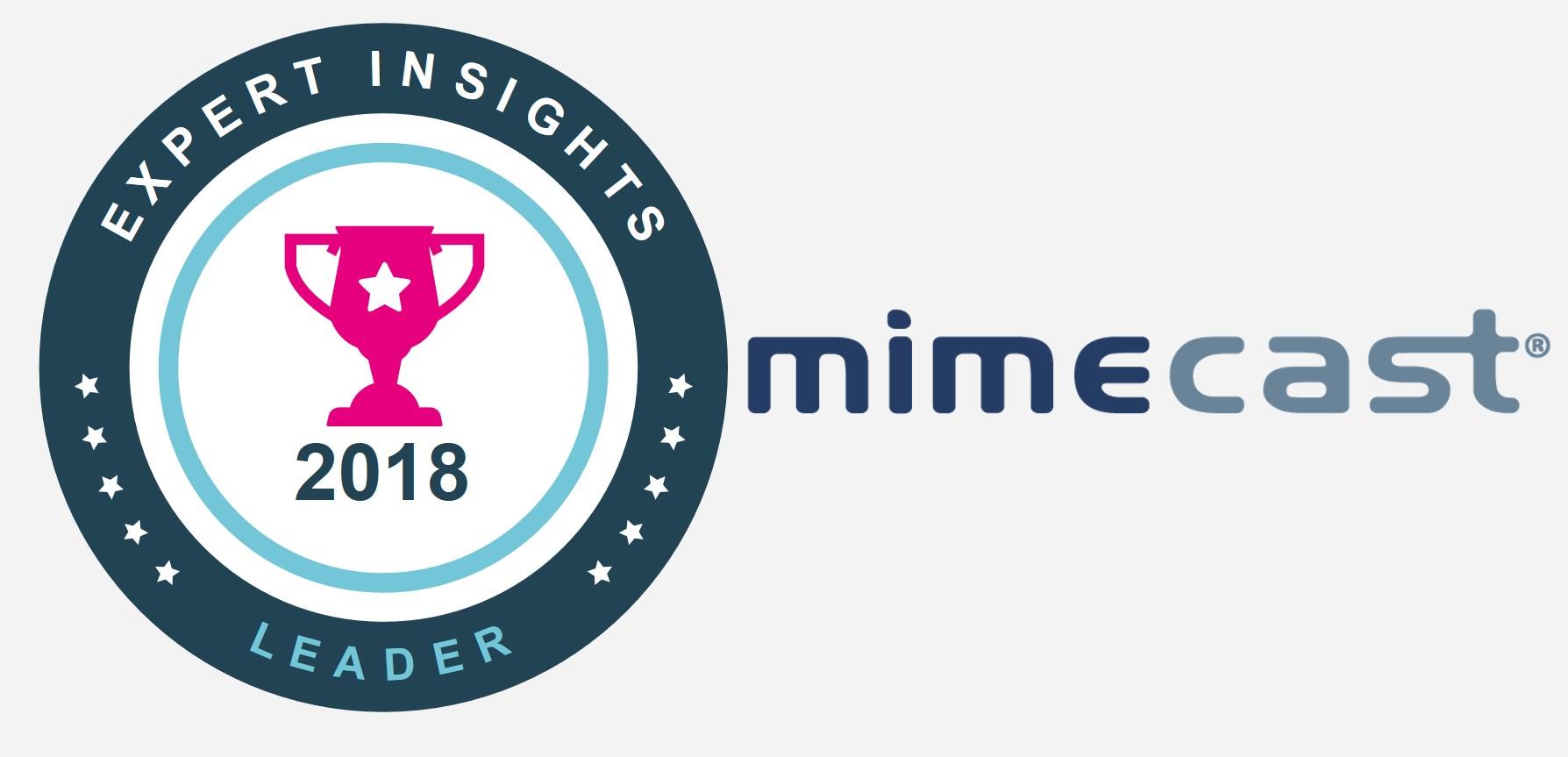 Expert Insights Mimecast Market Leading