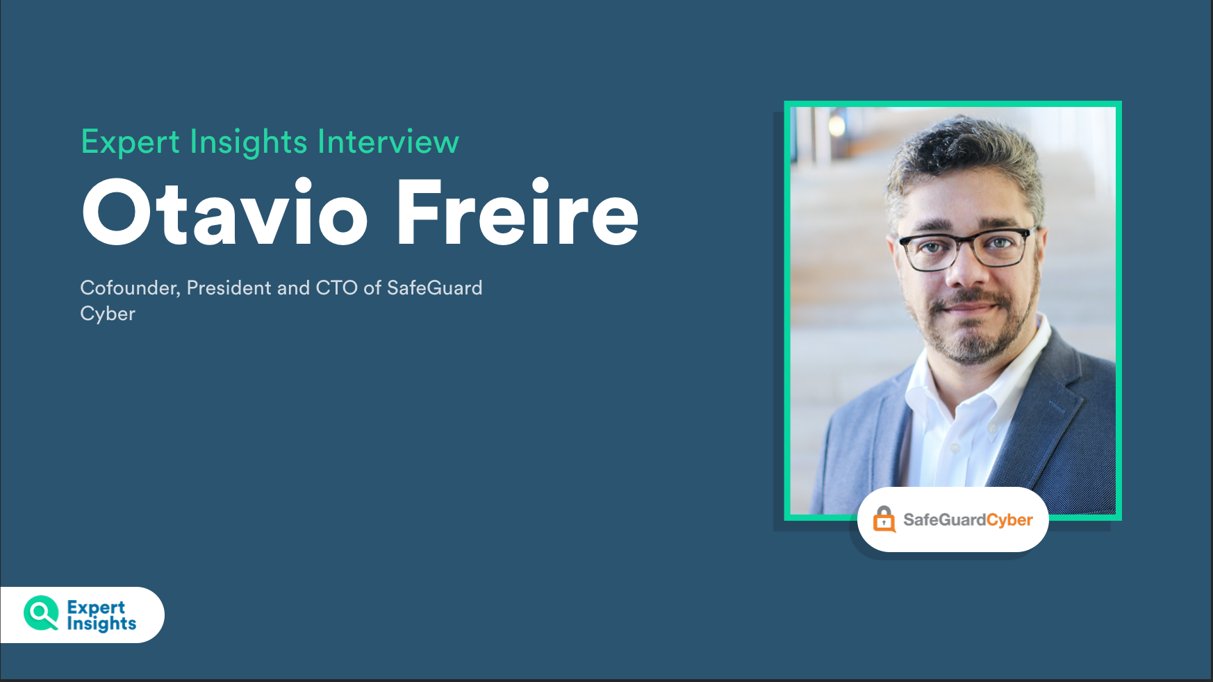 Otavio Freire - Expert Insights interview