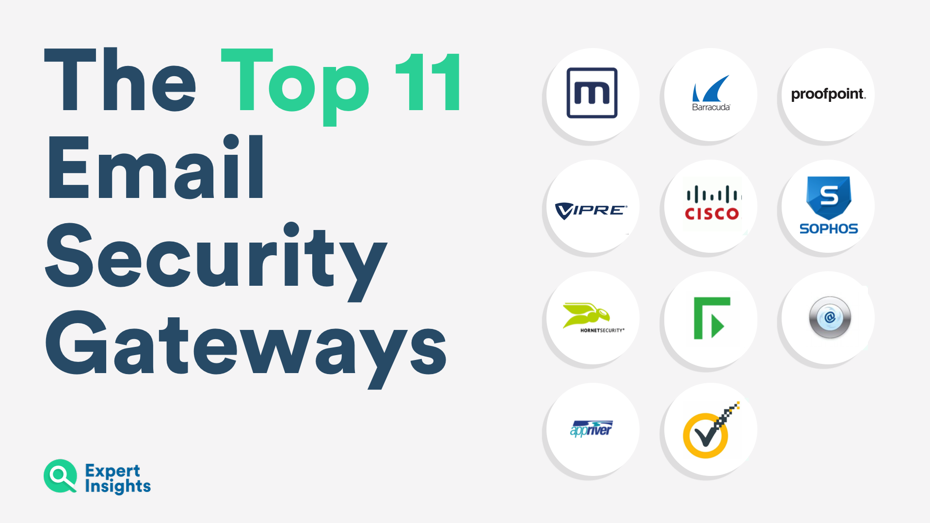 The top 11 best secure email gateway paltforms - Expert Insights