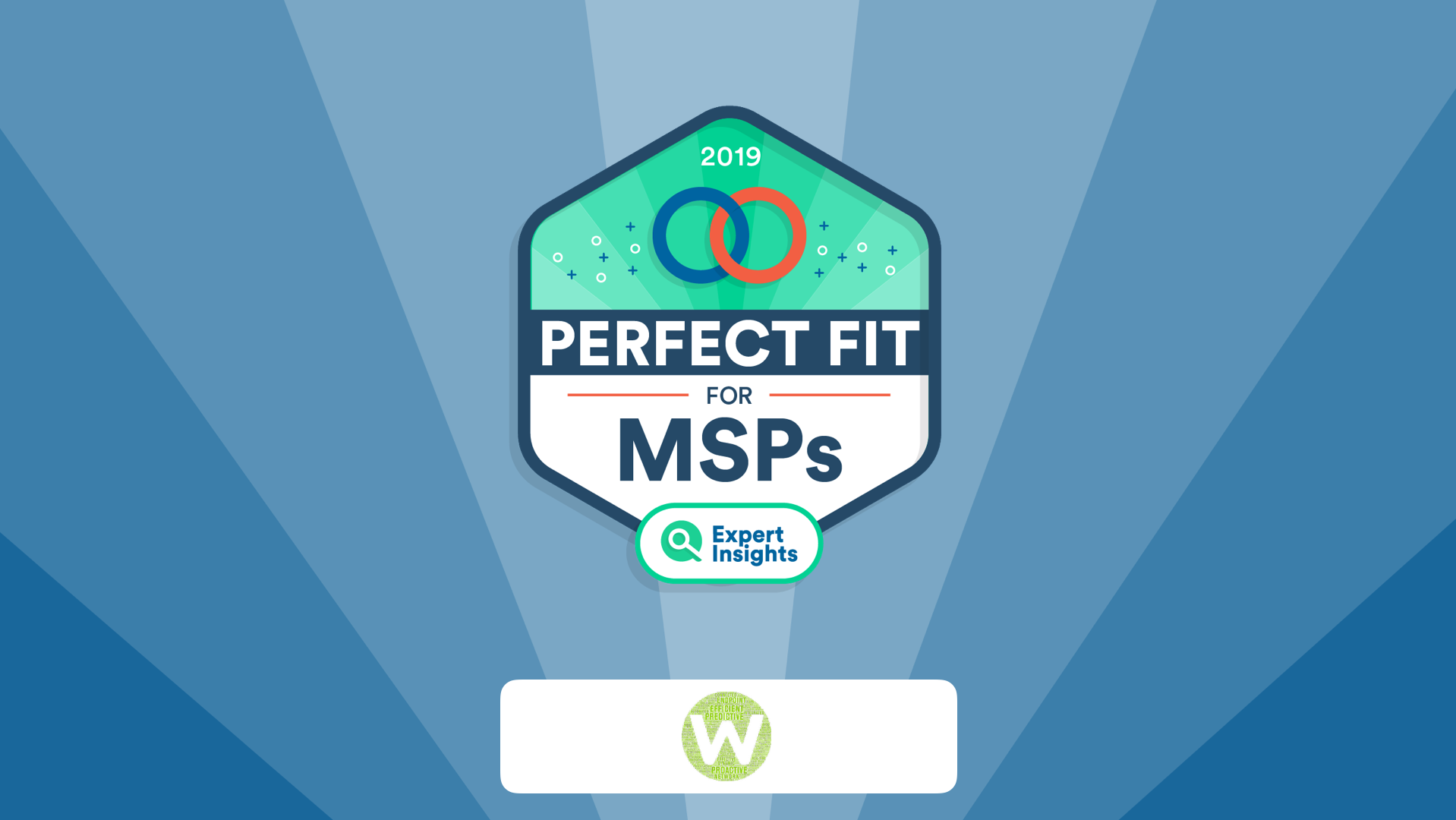 Webroot perfect fit for MSPS