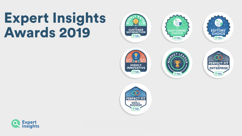 Expert Insights Awards 2019