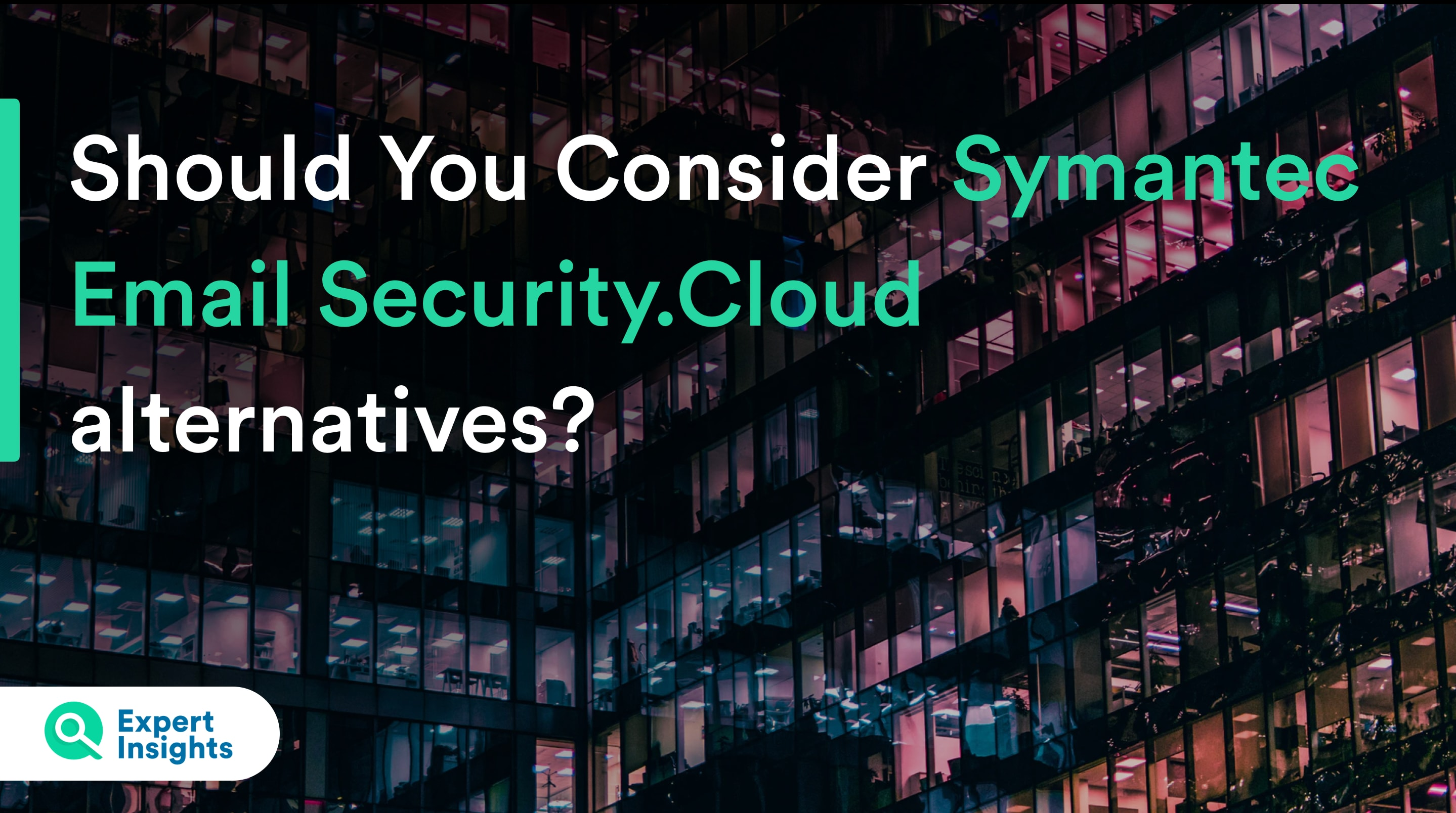 symantec alternatives