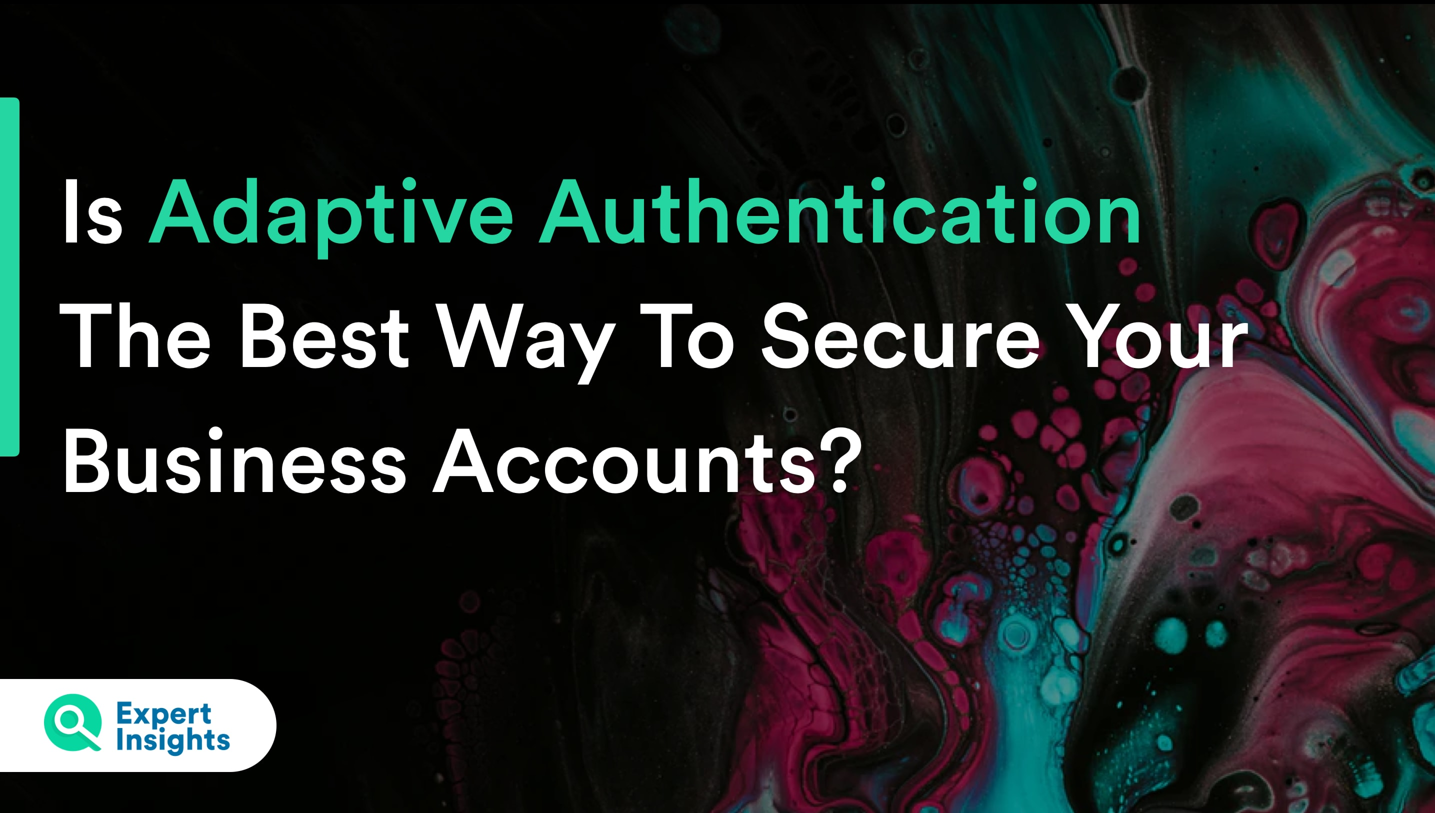adaptive authentication