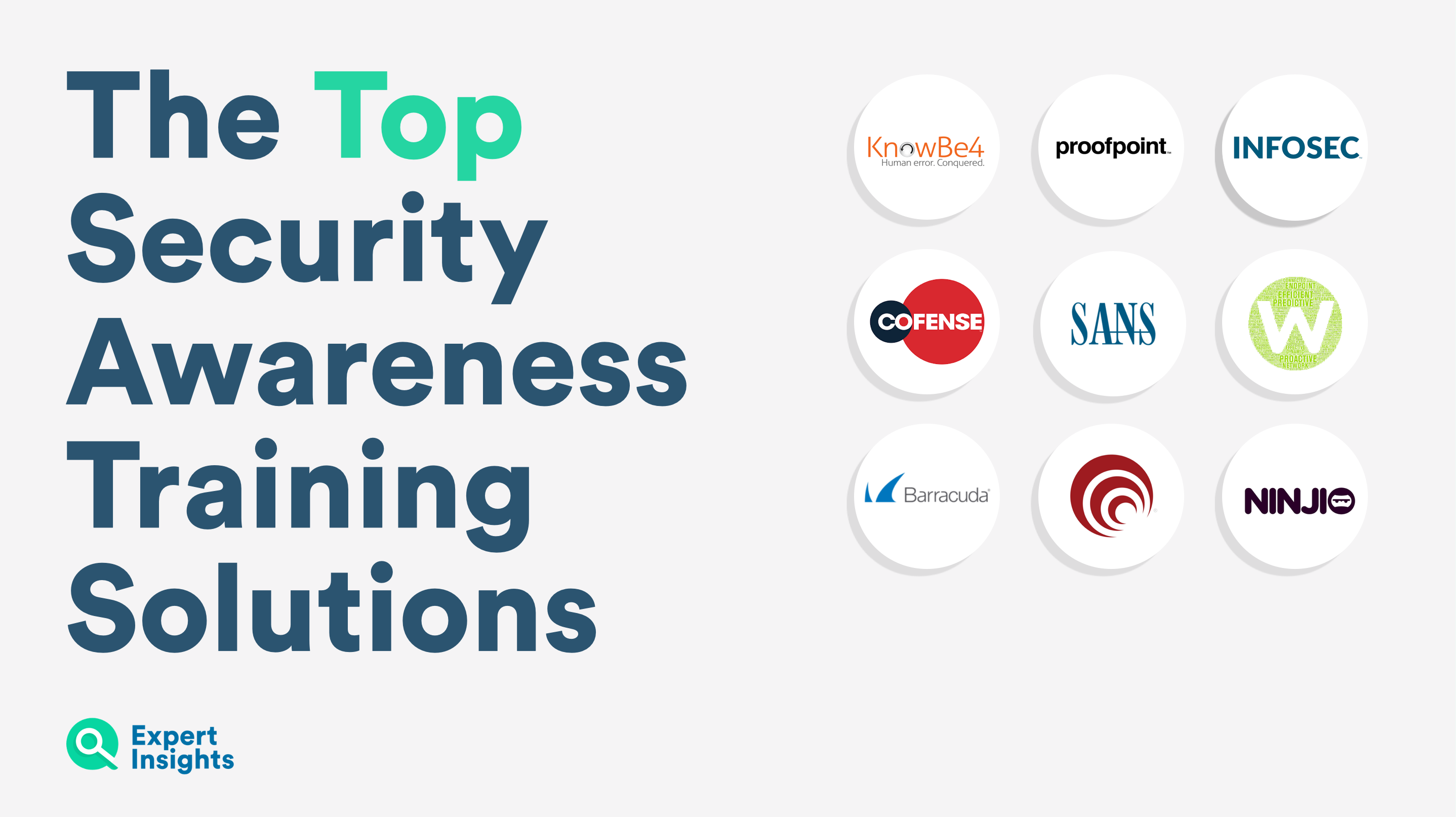 The Top Security Awareness Training Solutions - Expert Insights