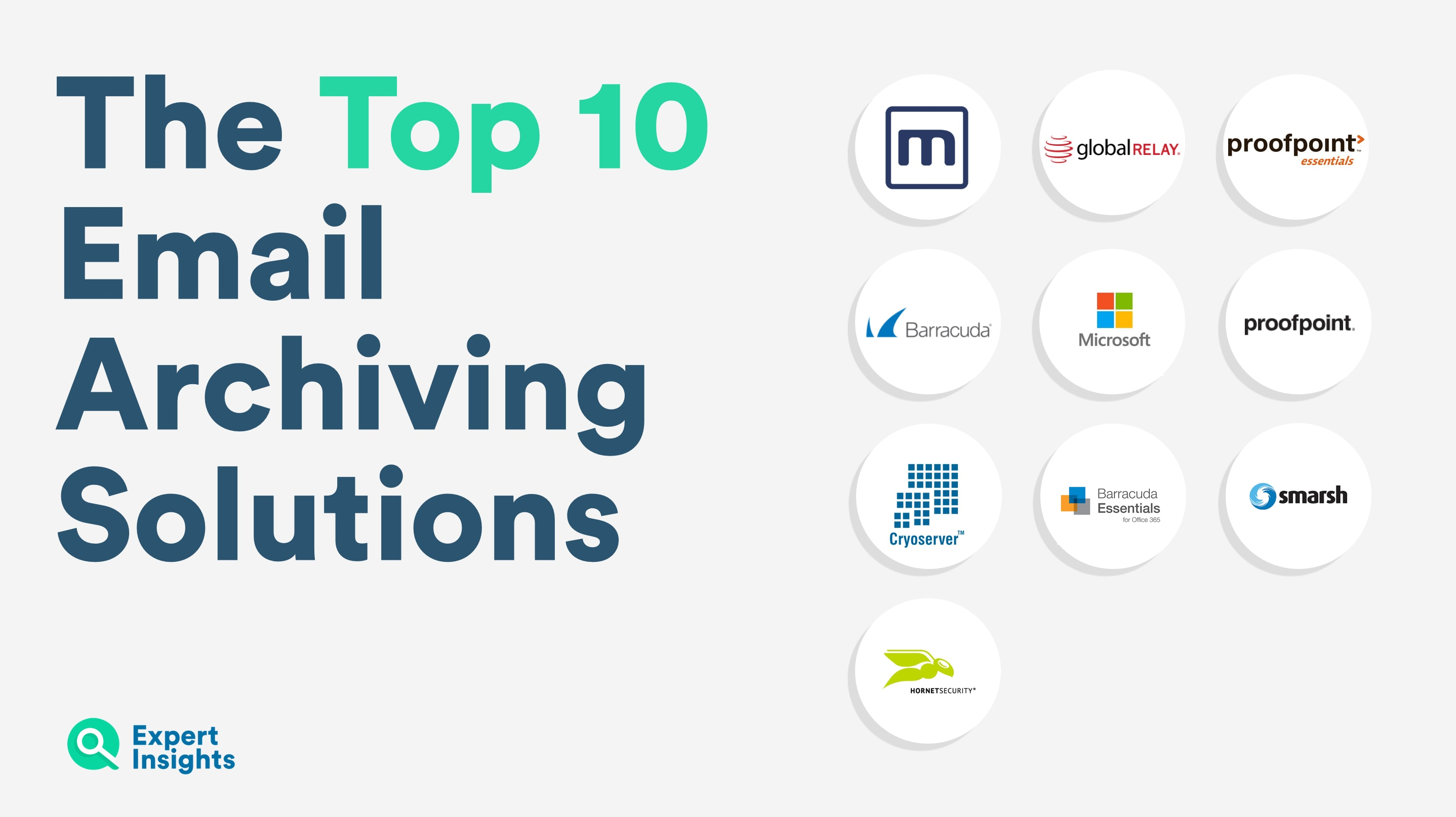 The Top Ten Email Archiving Solutions | Expert Insights