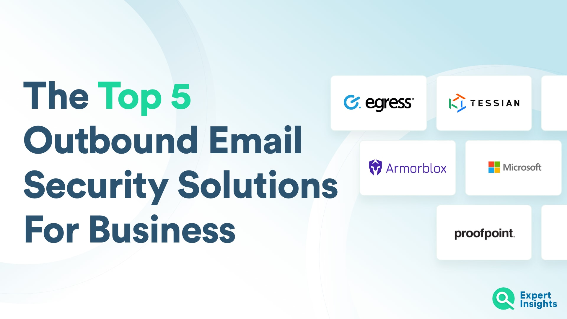 Top Outbound Email Security Solutions for Business