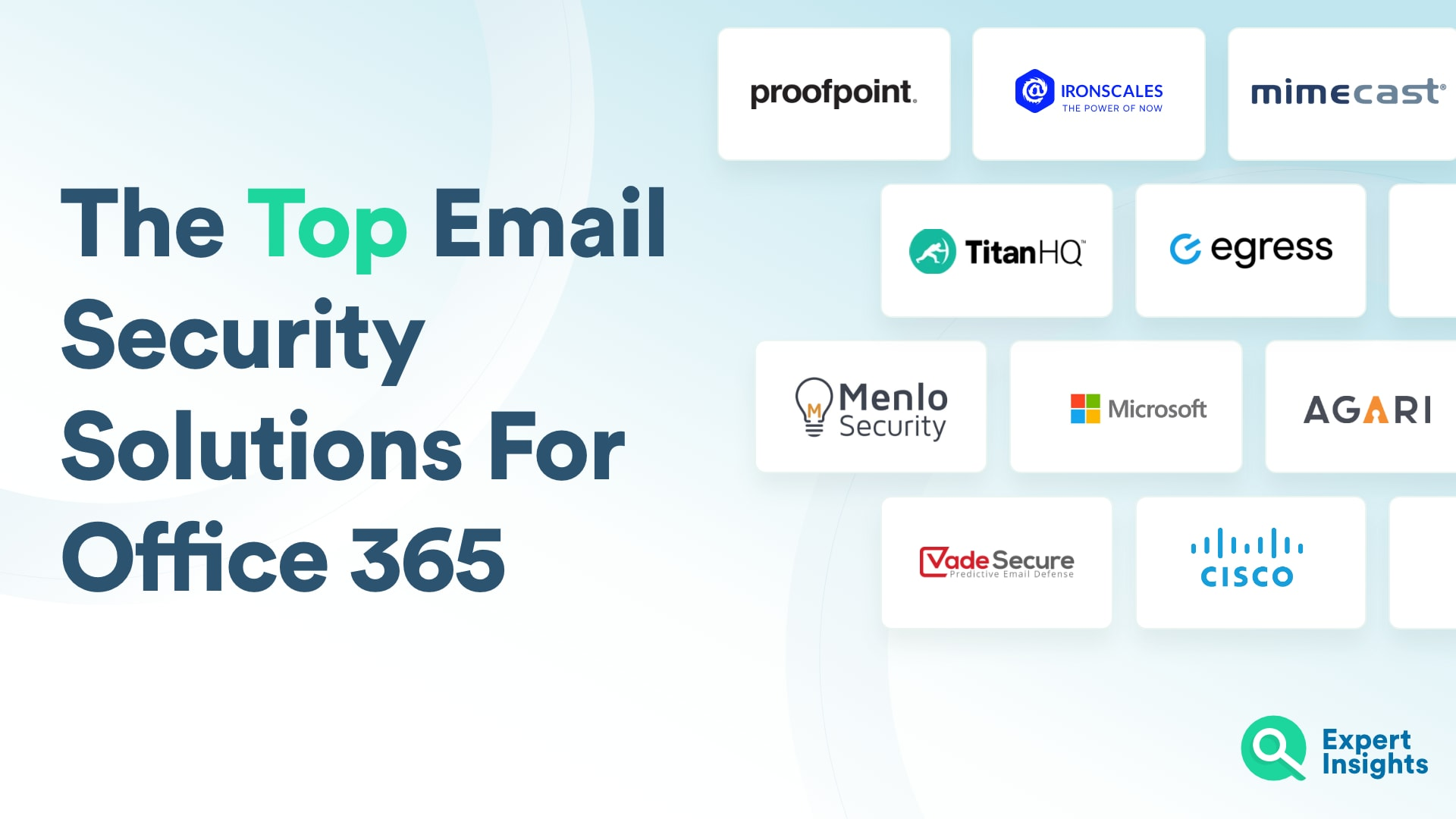 Top Email Security For Office 365