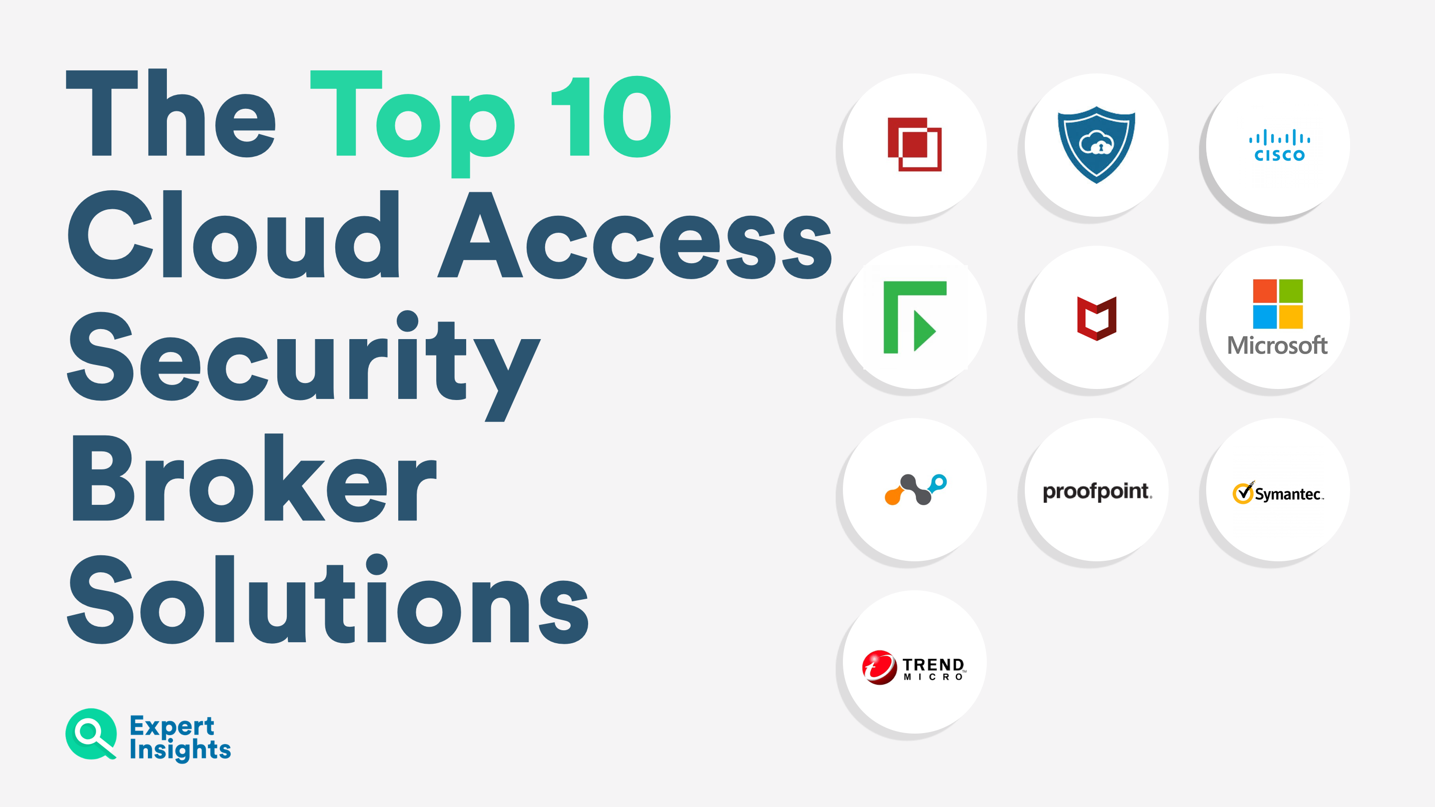 The Top 10 Cloud Access Security Broker Solutions
