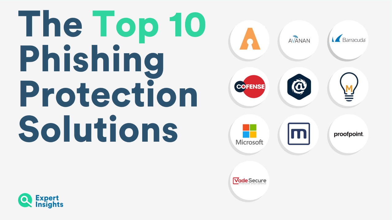 The Top 10 Phishing Protection Solutions - Expert Insights