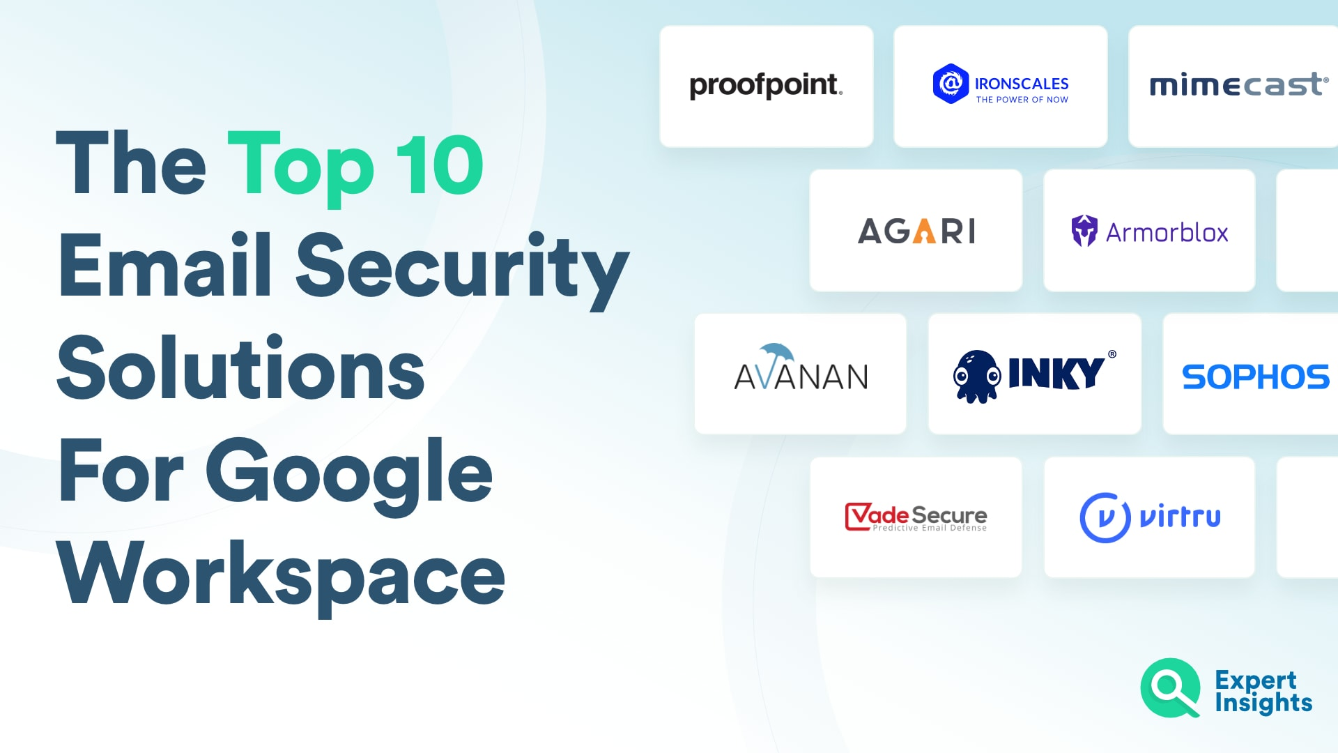 Top Email Security For Google Workspace