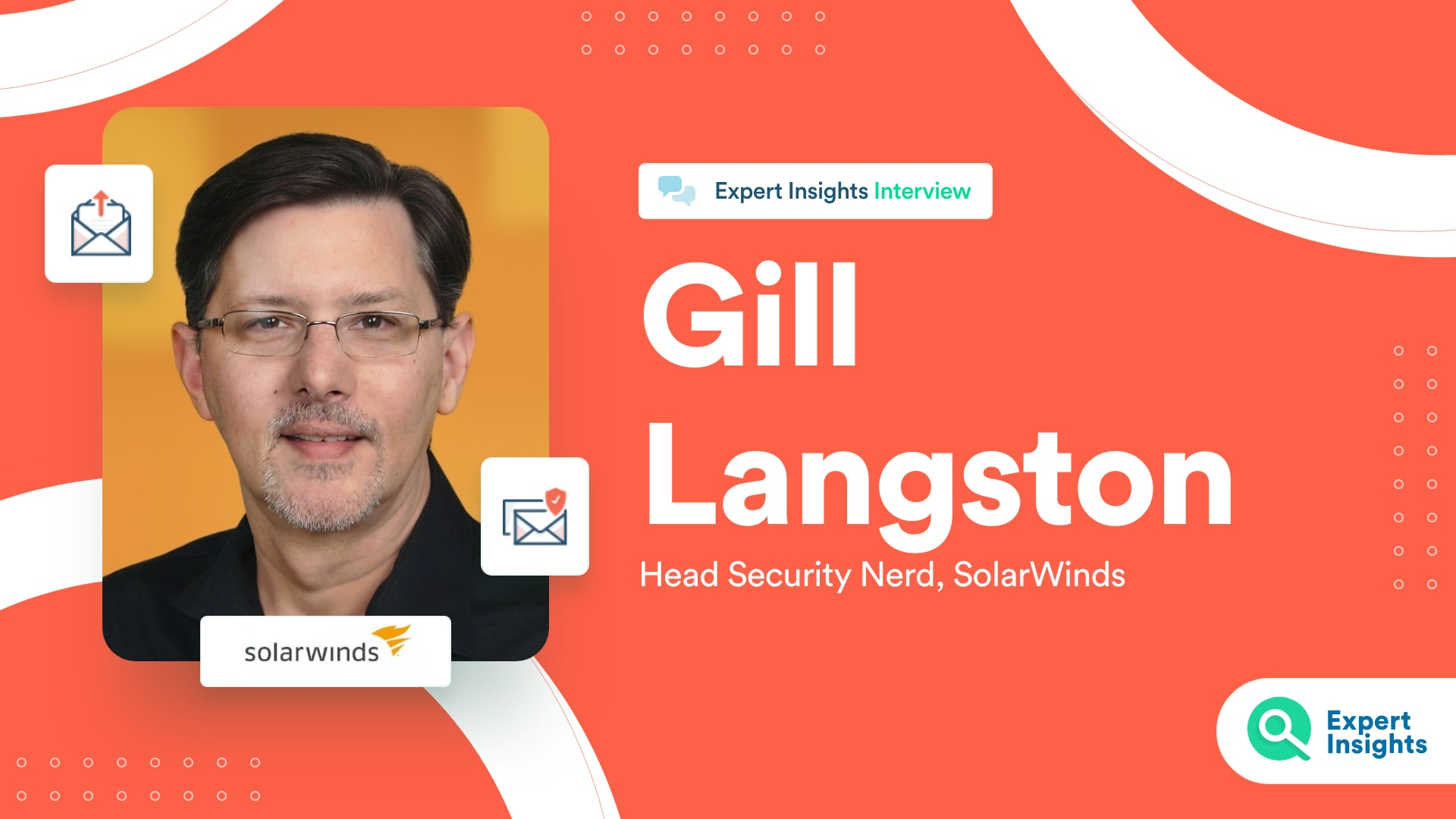 Gill Langston - SolarWinds