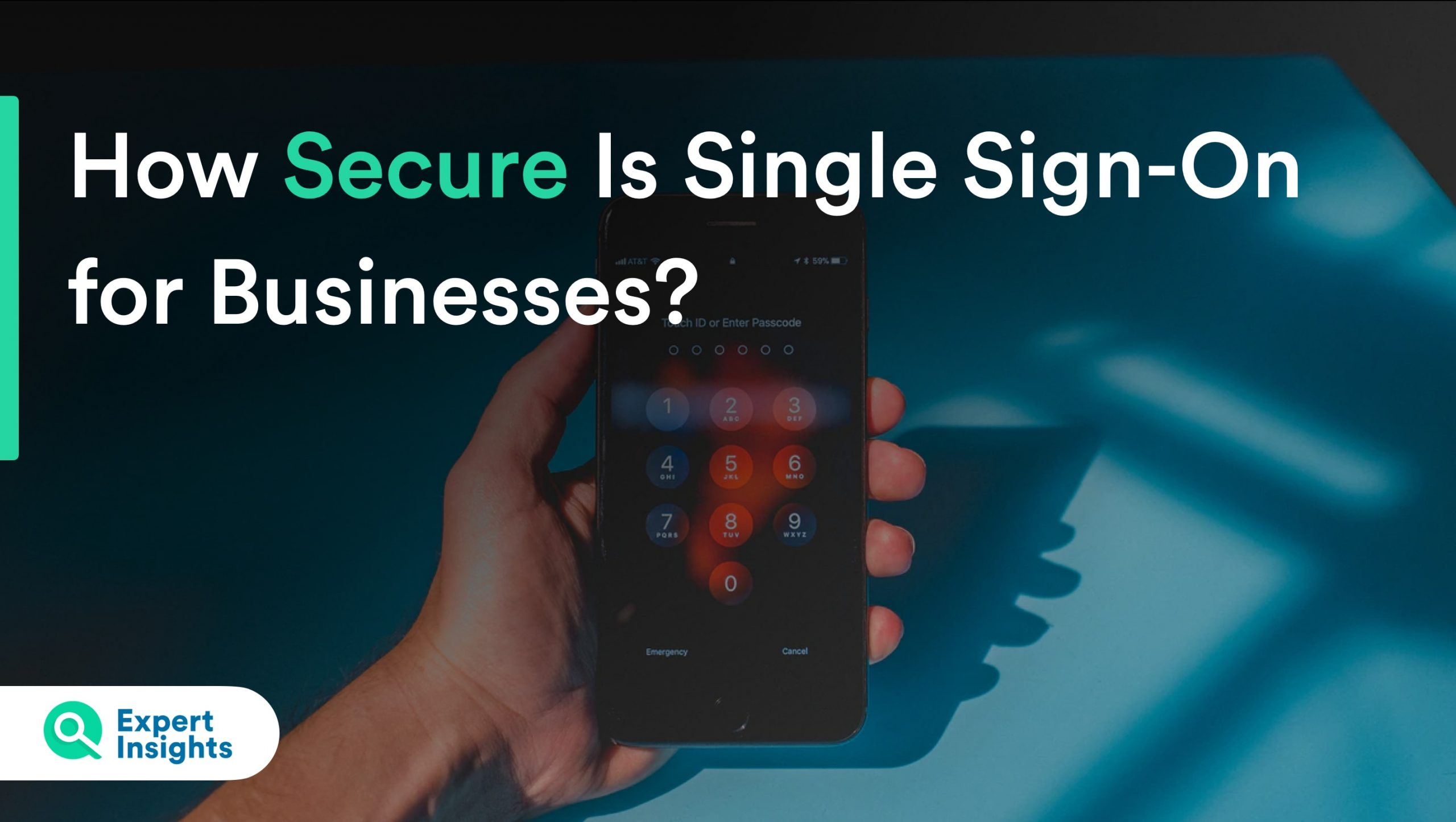 How Secure Is Single Sign On?