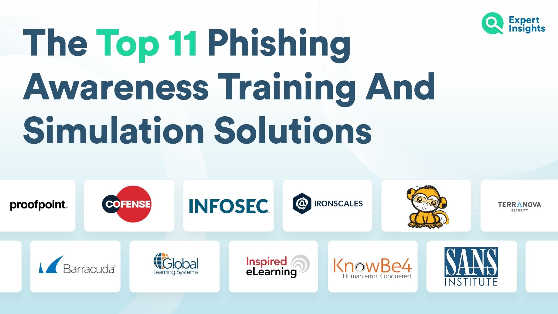 Top-11-Phishing-Awareness-Training-And-Simulation-Solutions-Expert-Insights