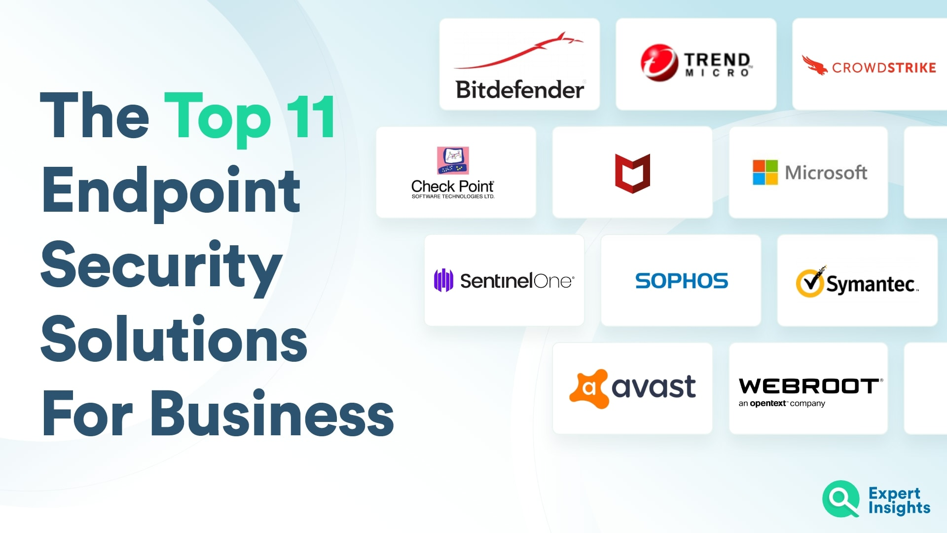 Top Endpoint Security Solutions For Business - Expert Insights