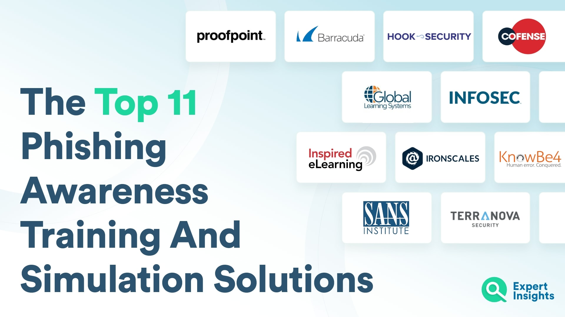 Top Phishing Awareness Training And Simulation Solutions - Expert Insights