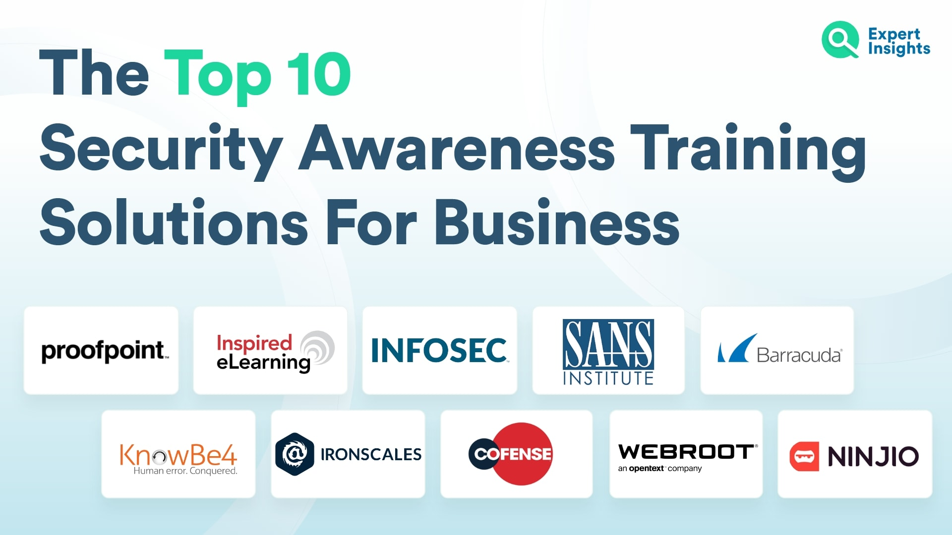 Top Security Awareness Training For Business - Expert Insights