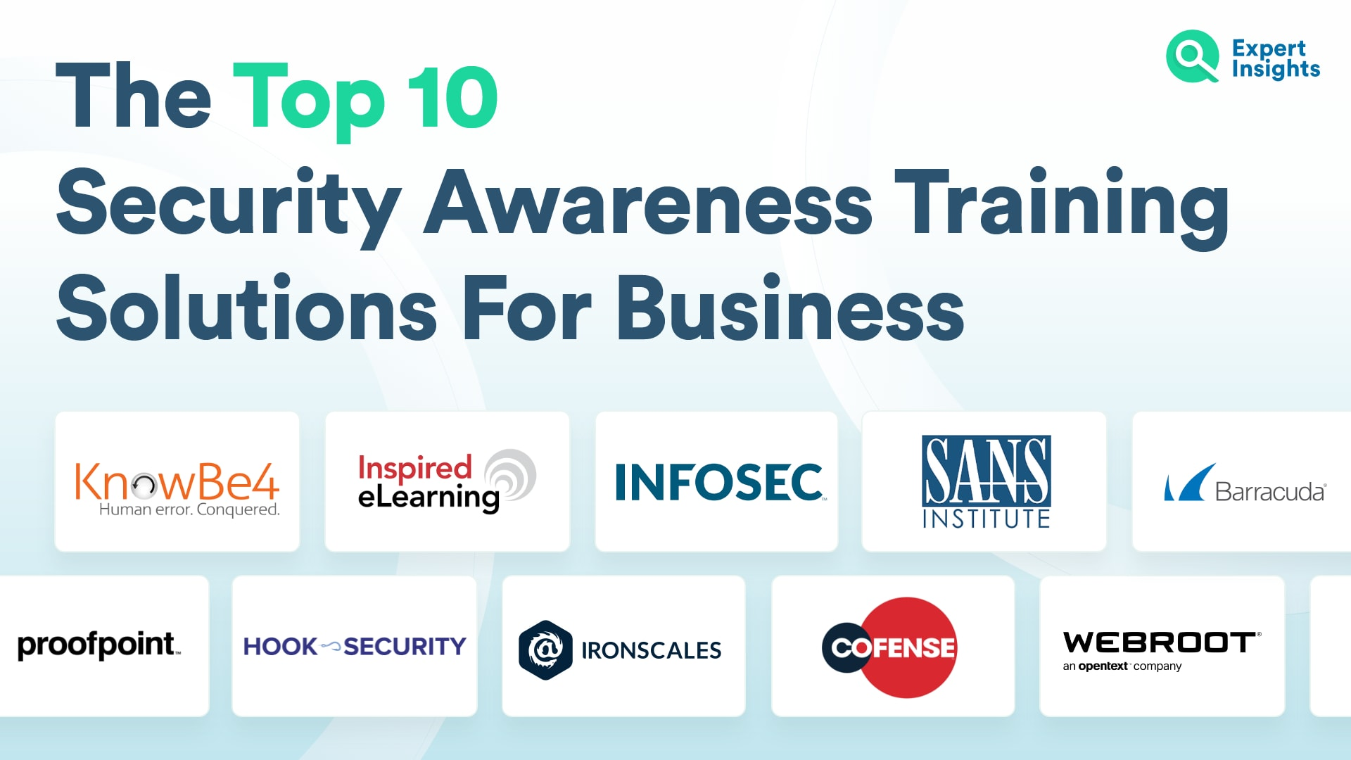 Top Security Awareness Training Solutions For Business - Expert Insights