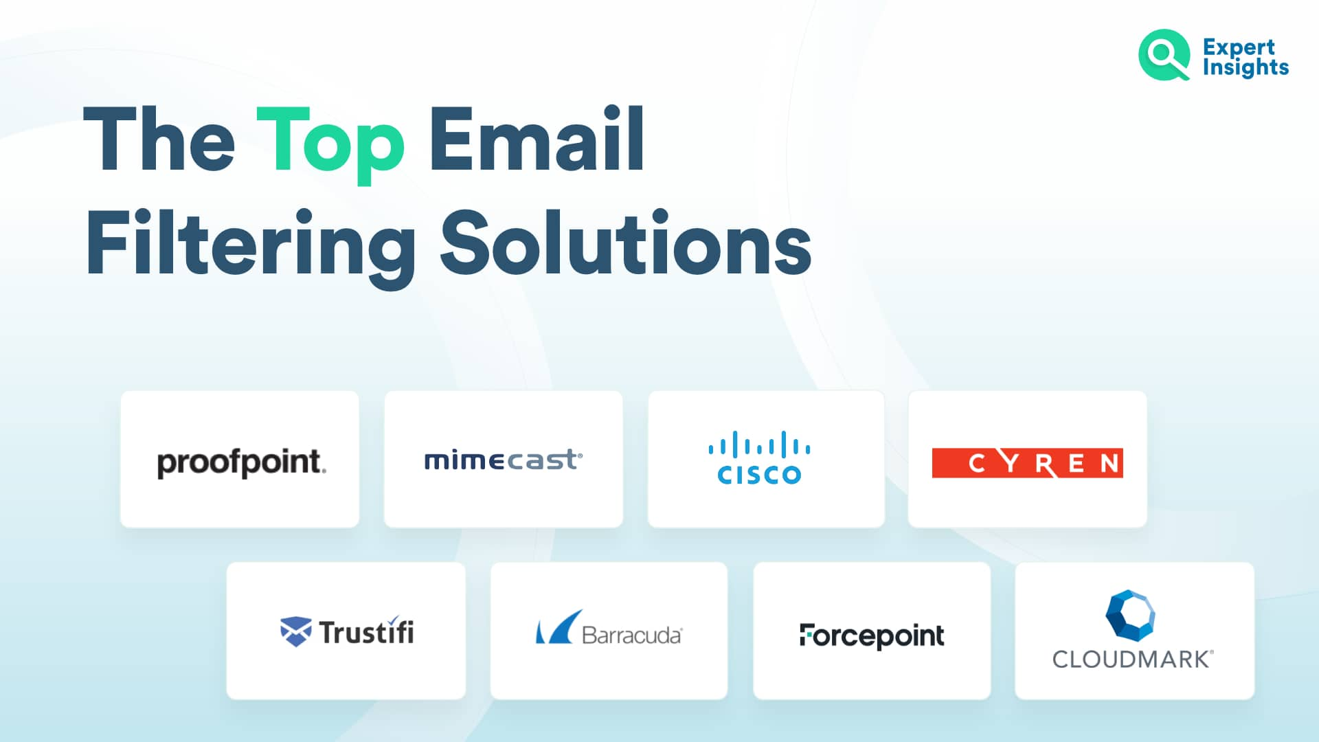 Top Email Anti-Spam Filtering Solutions