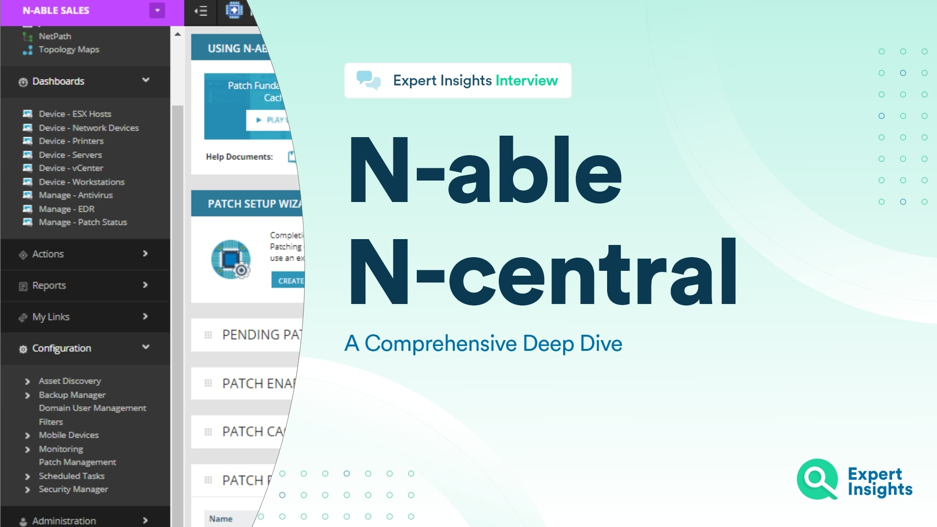 N-able N-central: A Comprehensive Deep Dive - Expert Insights